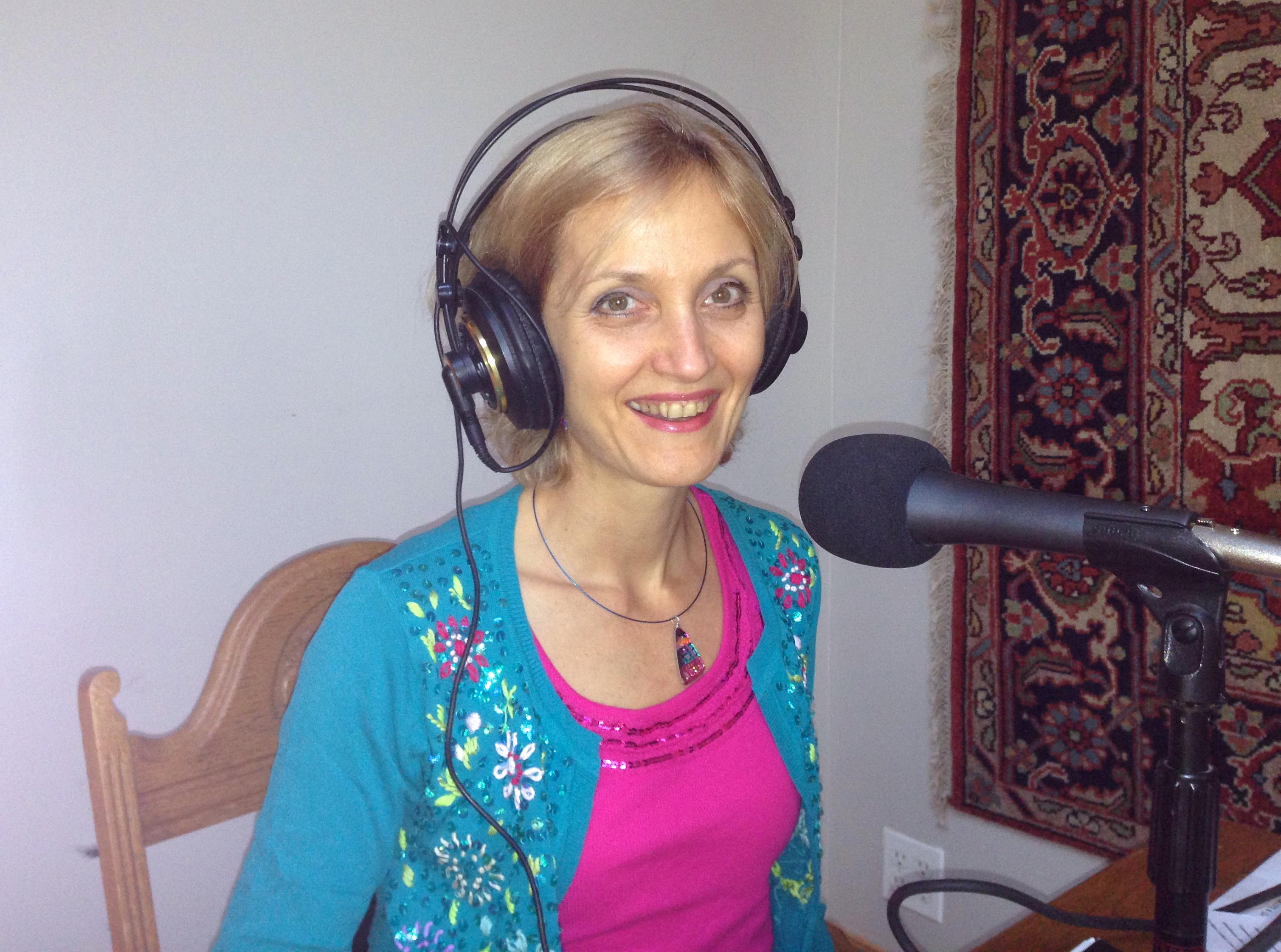Donna hosting Good Health Workshop