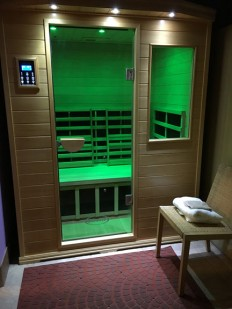 FAR INFRA-RED SAUNA