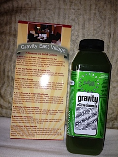 Juice Press loves Gravity