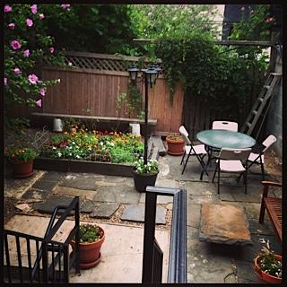 GEV garden
