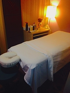 Therapeutic massage room