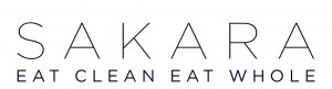 Sakara Eat Clean Eat WHole Logo
