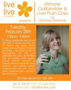 Donna Perrone Lecture Gallbladder Flush Small